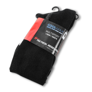 Tactical Research Coolmax Socks