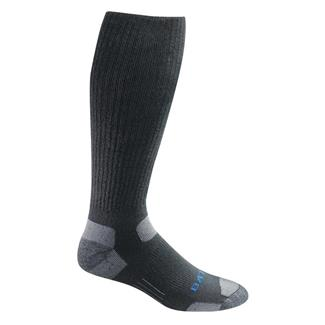 Bates Tactical Uniform Over The Calf Socks - 1 Pair Black