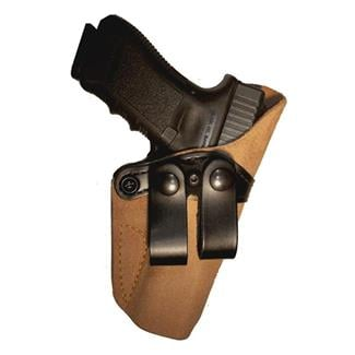 Gould & Goodrich Inside Trouser Holster with Swivel Brown