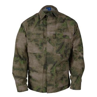 Propper Poly / Cotton Ripstop BDU Coats A-TACS FG