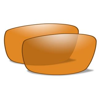 Wiley X Valor Replacement Lenses Light Rust
