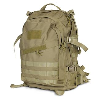 5ive Star Gear GI Spec 3-Day Military Backpack Coyote