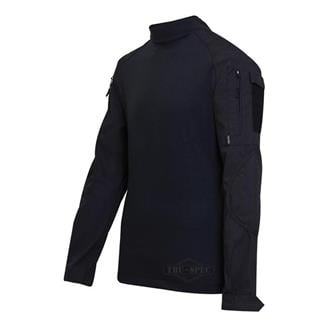 TRU-SPEC Poly / Cotton Ripstop Combat Shirts Black
