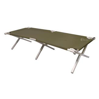 5ive Star Gear GI Spec Aluminum Folding Cots Olive Drab