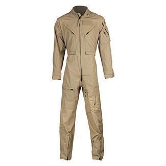 Propper CWU 27/P Nomex Flight Suits Air Force Tan