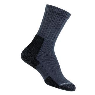 Thorlos Thick Cushion Hiking Crew Socks Slate Blue