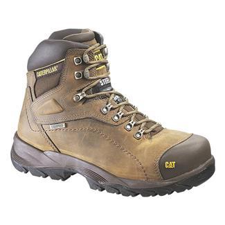 CAT Diagnostic Hi Steel Toe Waterproof Boots