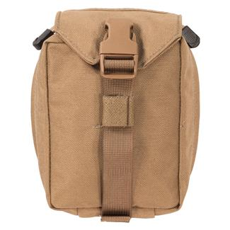 Elite Survival Systems Quick-Detach Medical Pouch Coyote Tan