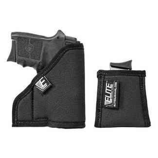 Elite Survival Systems Pocket Holster Combo Kit Black