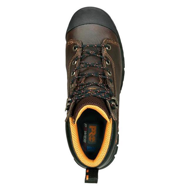 "Timberland PRO Men/'s Endurance 6/"" Steel Toe Work Boots Briar TB052562214"