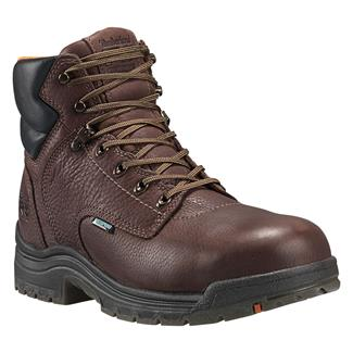 "Timberland PRO 6"" TiTAN AT WP Dark Brown"