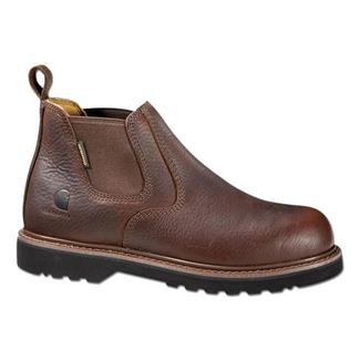 "Carhartt 4"" Romeo WP Dark Brown"