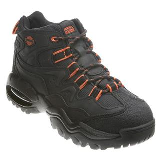 """Harley Davidson Footwear 4"""" Crossroads II ST Black"""