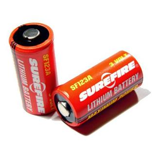 SureFire SF123A Batteries