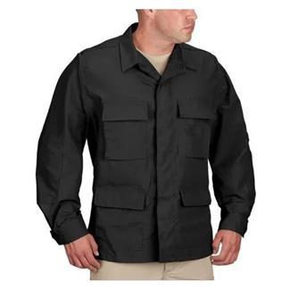Propper Uniform Poly / Cotton Ripstop BDU Coats Black