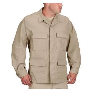 Propper Uniform Poly / Cotton Ripstop BDU Coats Khaki
