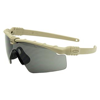 Oakley SI Ballistic M Frame 3.0 Dark Bone (frame) - Gray (lens)