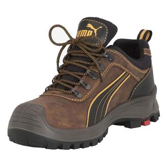 Puma Safety Sierra Nevada Low CT Brown
