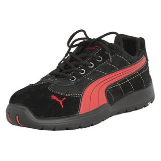 Puma Safety Silverstone Low ST Black