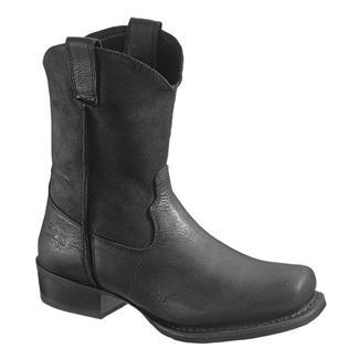 """Harley Davidson Footwear 9"""" Lowcaster Black"""
