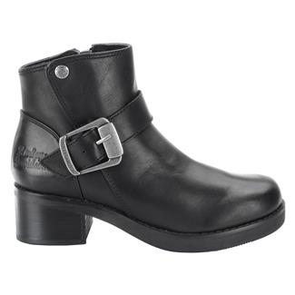"""Harley Davidson Footwear 4"""" Khari SZ Black"""