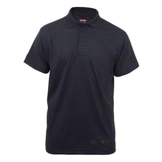 TRU-SPEC 24-7 Series Short Sleeve Performance Polos Black