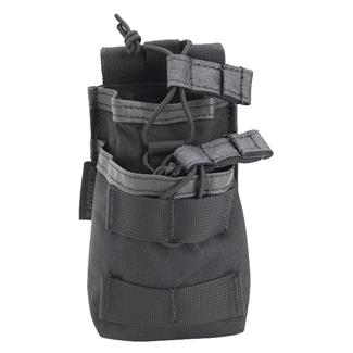 Blackhawk Tier Stacked SR25/M14/FAL Mag Pouch Black