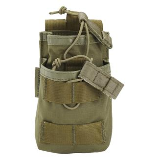 Blackhawk Tier Stacked SR25/M14/FAL Mag Pouch Olive Drab