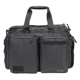 5.11 Side Trip Briefcase Black
