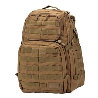 5.11 RUSH 24 Backpack Flat Dark Earth