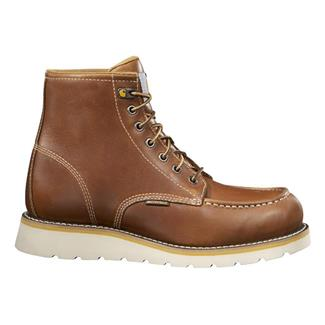 "Carhartt 6"" Moc Toe Wedge WP Tan"