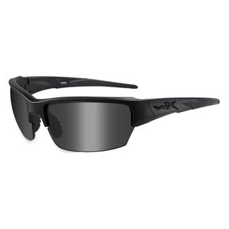 Wiley X Saint Matte Black (frame) - Smoke Gray (1 Lens)
