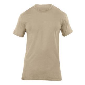 5.11 Utili-T Shirts (3 Pack) ACU Tan