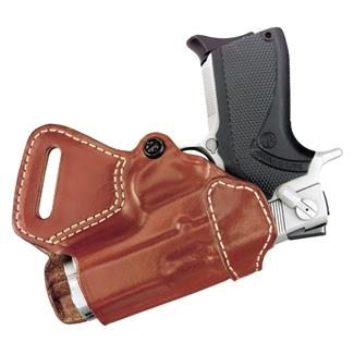 Gould & Goodrich Gold Line Small of Back Holster Chestnut Brown