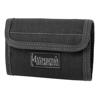 Maxpedition Spartan Wallet Black