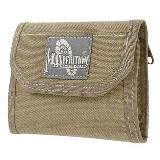 Maxpedition C.M.C. Wallet Khaki