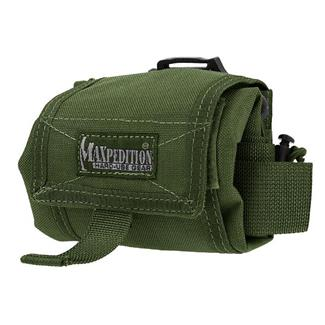 Maxpedition Mega Rollypoly Folding Dump Pouch Olive Drab