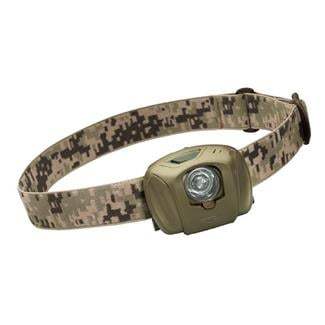 Princeton Tec EOS Tactical Headlamp Red / Blue / Green Olive Drab