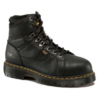 "Dr. Martens 6"" Heritage Ironbridge Internal Met ST Black"