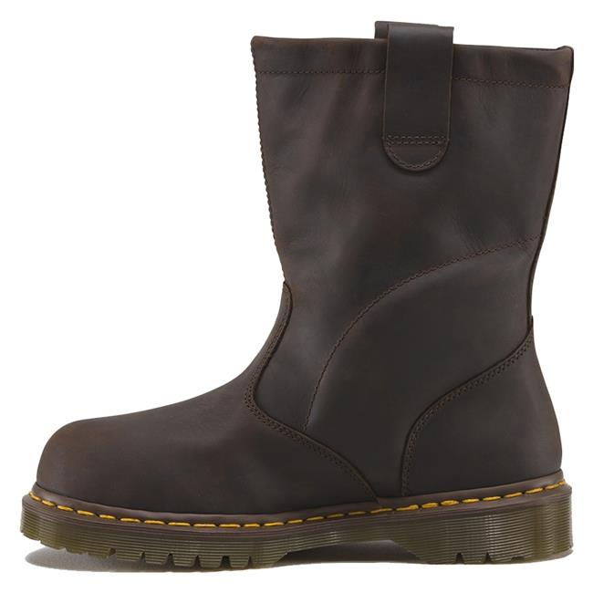 5ea6d1e7bbb7 Men's Dr. Martens Icon 2295 Wellington Met Steel Toe @ WorkBoots.com