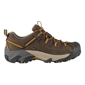 Keen Targhee II WP Cascade Brown / Golden Yellow