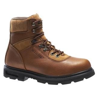 """Wolverine 6"""" Traditional Brown"""