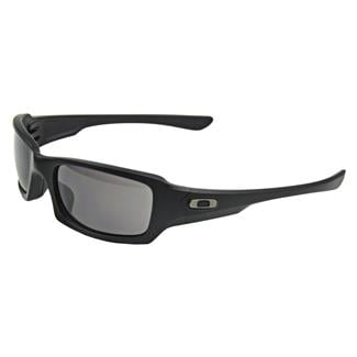 Oakley SI Fives Squared Matte Black (frame) - Warm Gray (lens)