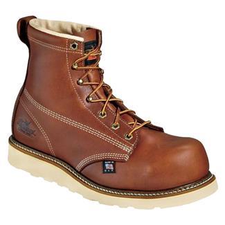 """Thorogood 6"""" American Heritage Wedge CT Brown"""