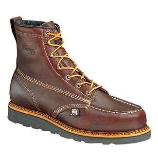 "Thorogood 6"" American Heritage Moc Toe Black Walnut"