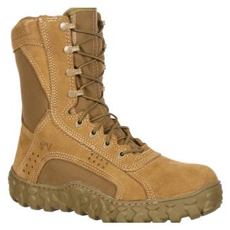 """Rocky 8"""" S2V ST Coyote Brown"""
