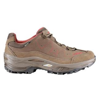 Lowa Toro GTX LO Brown / Red