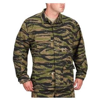 Propper Uniform Poly / Cotton Ripstop BDU Coats Asian Tiger Stripe
