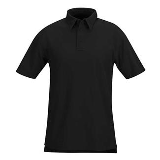 Propper Classic Short Sleeve Polos Black