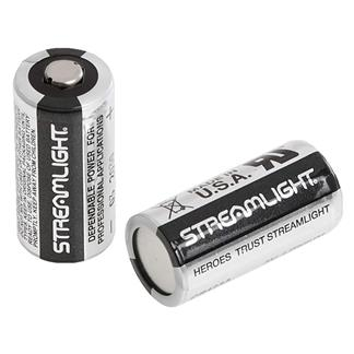 Streamlight CR123 Batteries Two Pack